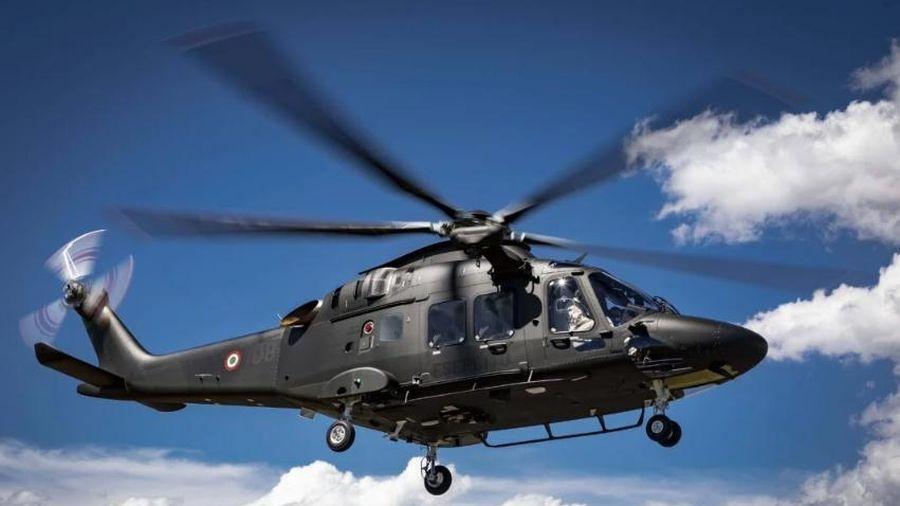 Khám phá trực thăng đa nhiệm AW169M mà Áo chi 350 triệu USD mua từ Ý