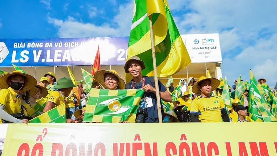 Vòng 12 V.League 2020: Toan tính cho cú nước rút