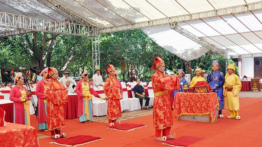 Quảng Ninh dừng tổ chức lễ hội truyền thống đền An Sinh để phòng dịch