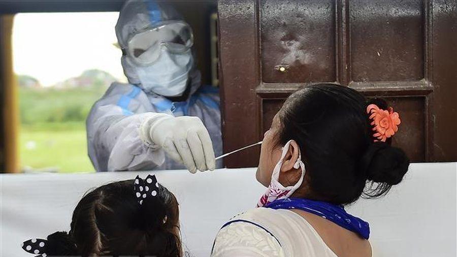 WHO: Số ca mắc COVID-19 trên toàn thế giới trong 7 ngày cao kỷ lục