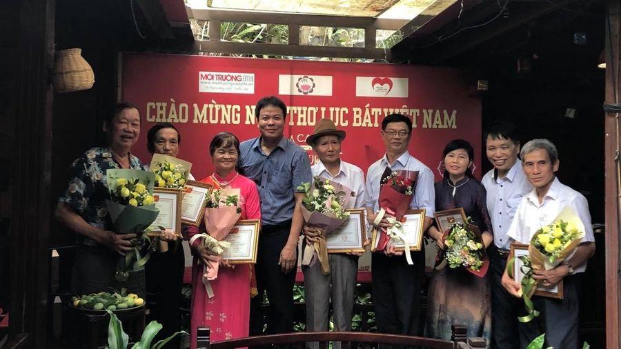 Kỷ niệm Ngày thơ lục bát Việt Nam