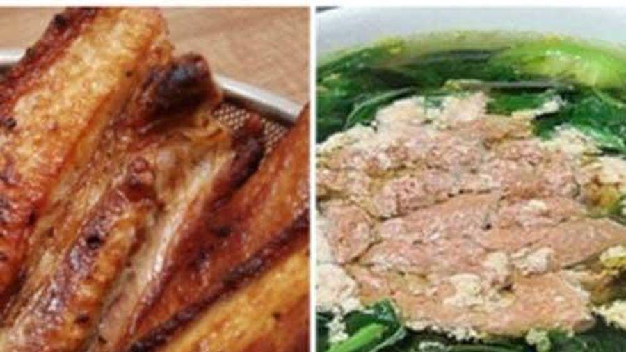3 thực phẩm càng nấu kỹ càng độc, dễ gây ung thư