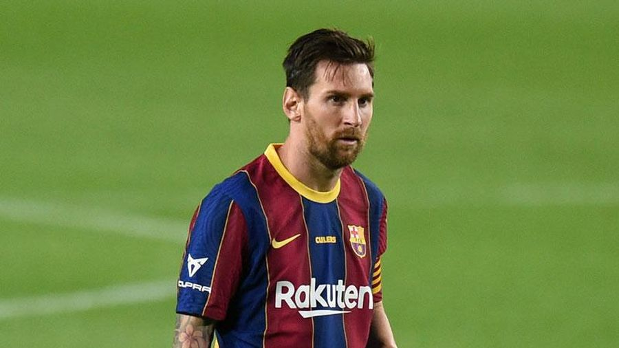 Messi từng xin rời Barca để tới... Arsenal