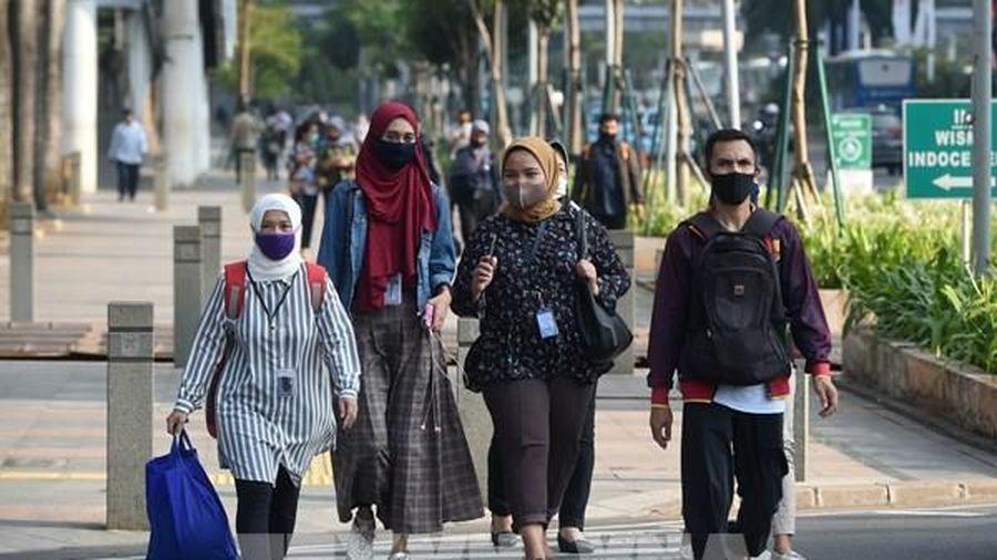Indonesia bước vào giai đoạn suy thoái kinh tế