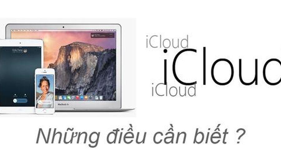 iCloud là gì? Công dụng của iCloud trên iPhone là gì?