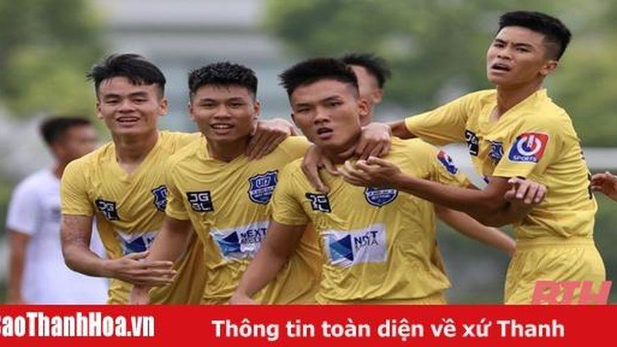 Bị cầm hòa, U17 Thanh Hóa bị loại khỏi giải U17 quốc gia 2020