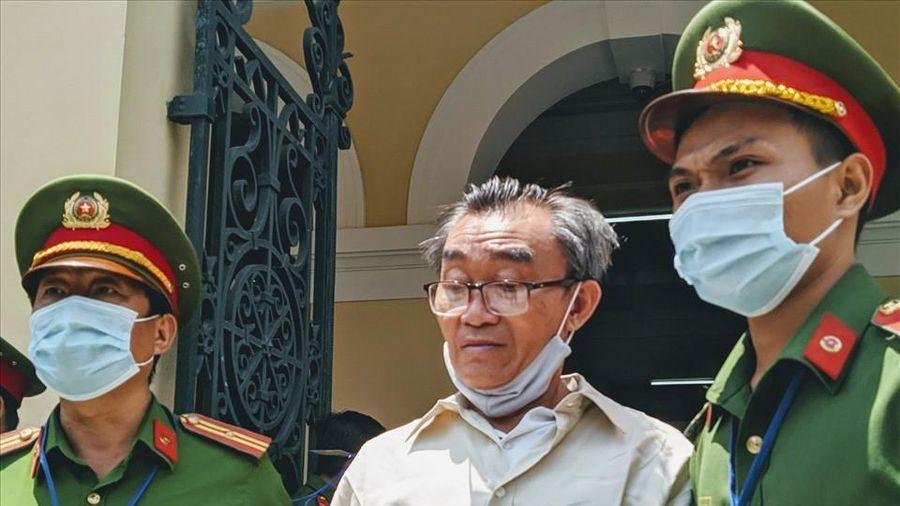 Kẻ cầm đầu khủng bố trụ sở công an ở TP HCM lĩnh 24 năm tù