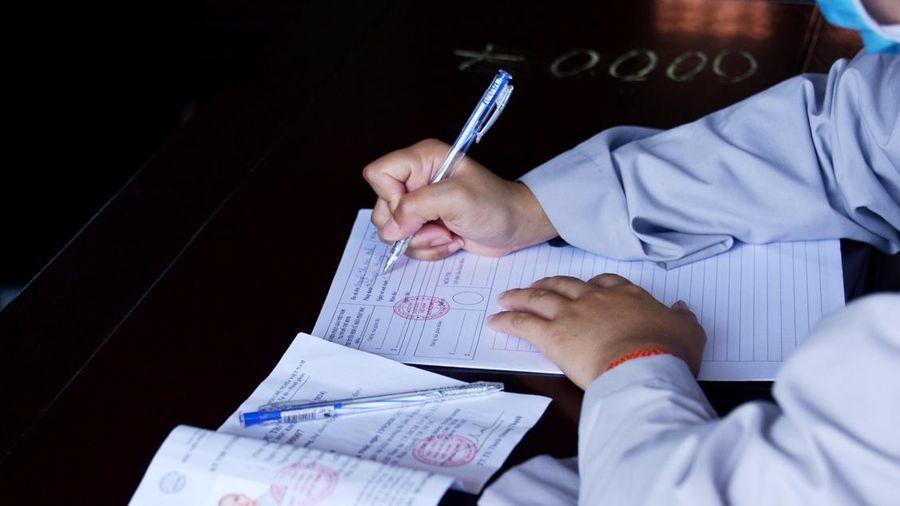 Kết quả thi tuyển vào Học viện Phật giáo VN tại TP.HCM