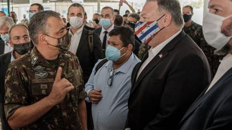 Trung Quốc cáo buộc Mỹ âm mưu chia rẽ mối quan hệ với Mỹ Latinh