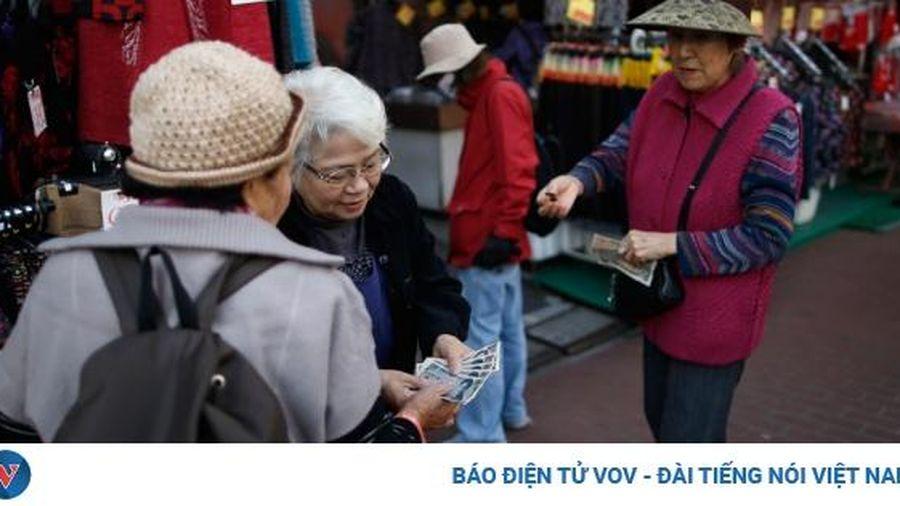 Tỷ lệ người cao tuổi Nhật Bản cao nhất thế giới
