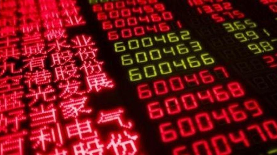 Chứng khoán châu Á ám ảnh Covid-19 tái diễn, cổ phiếu HSBC, Standard Chartered trượt sâu