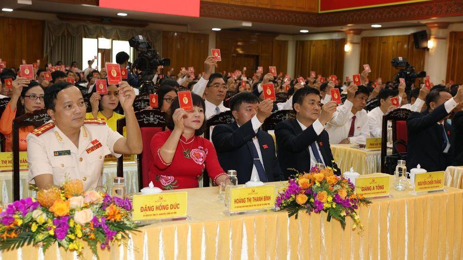 Đảng bộ Yên Bái thảo luận dự thảo văn kiện trình Đại hội XIII của Đảng