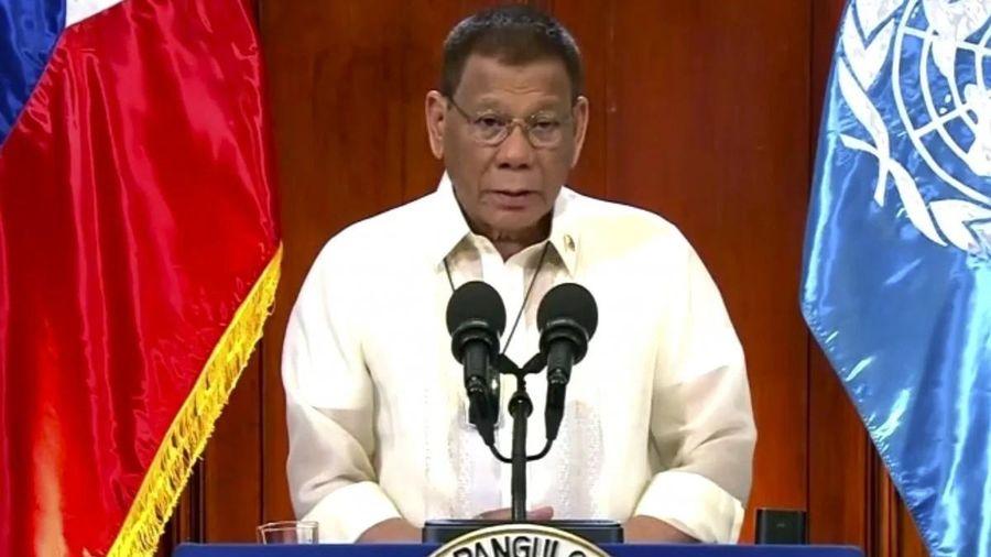Tổng thống Philippines không ngại nêu phán quyết về Biển Đông tại Liên hợp quốc