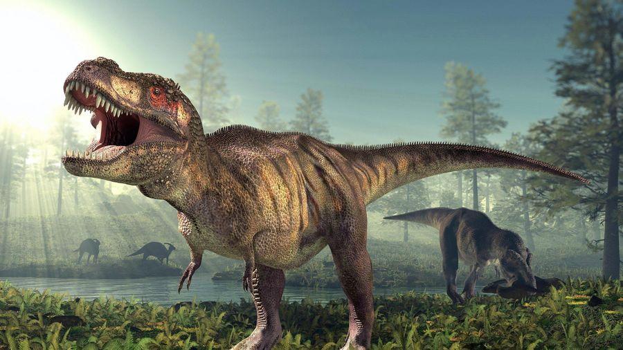 Sẽ ra sao nếu khủng long T-Rex vẫn tồn tại?