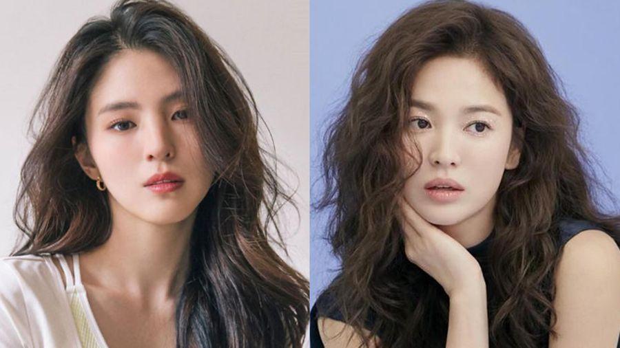 Những sao Hàn có gương mặt giống nhau