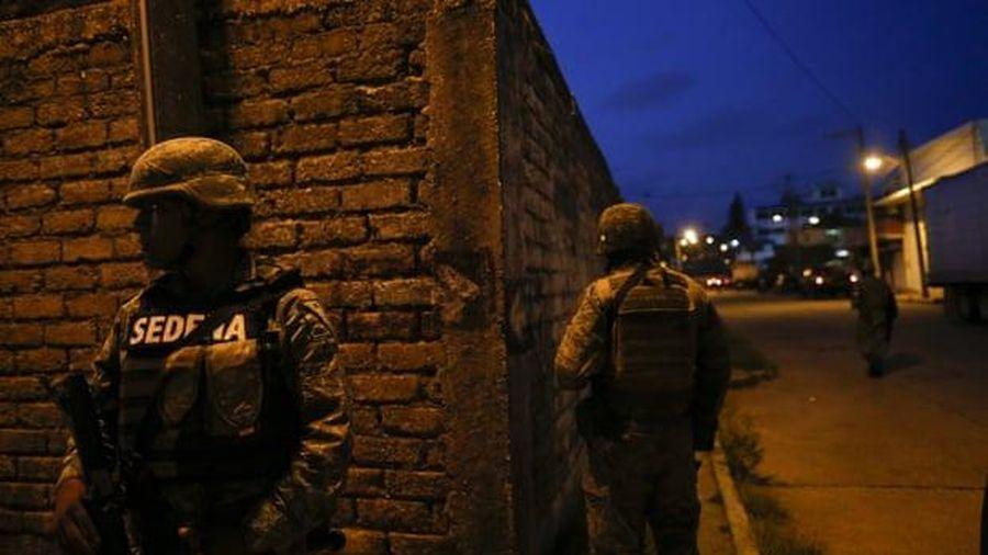 39.000 thi thể vô danh vì cuộc chiến chống ma túy ở Mexico