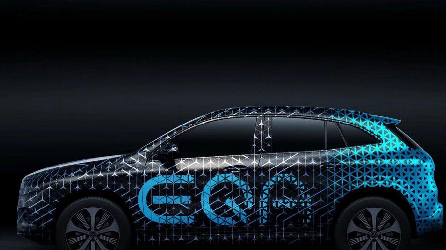 Ôtô điện Mercedes EQA bị hoãn ra mắt
