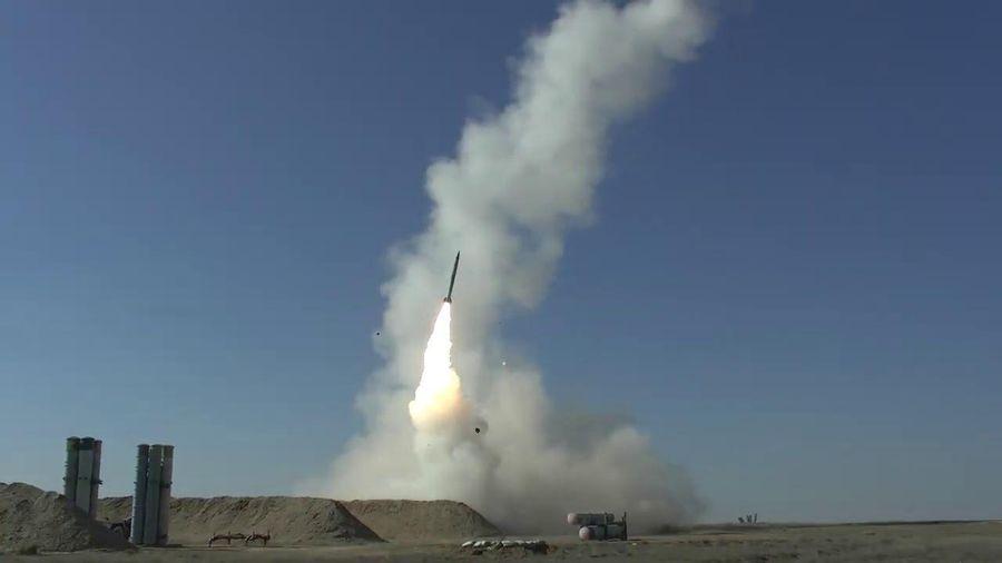 'Rồng lửa' S-300 diệt mục tiêu trong tập trận Kavkaz
