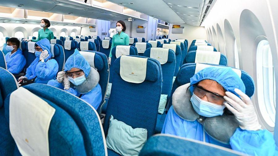 Bán vé chuyến bay từ Seoul về Việt Nam