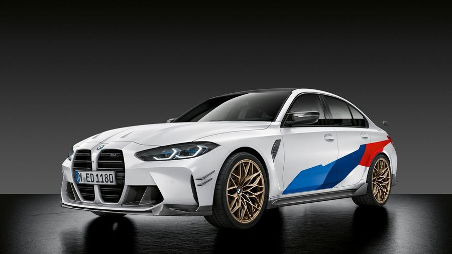 BMW M3 và M4 2021 vừa ra mắt đã có gói độ chính hãng