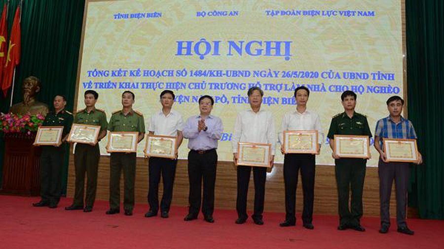 EVN hỗ trợ 30 tỷ đồng làm nhà cho hộ nghèo tại Nậm Pồ