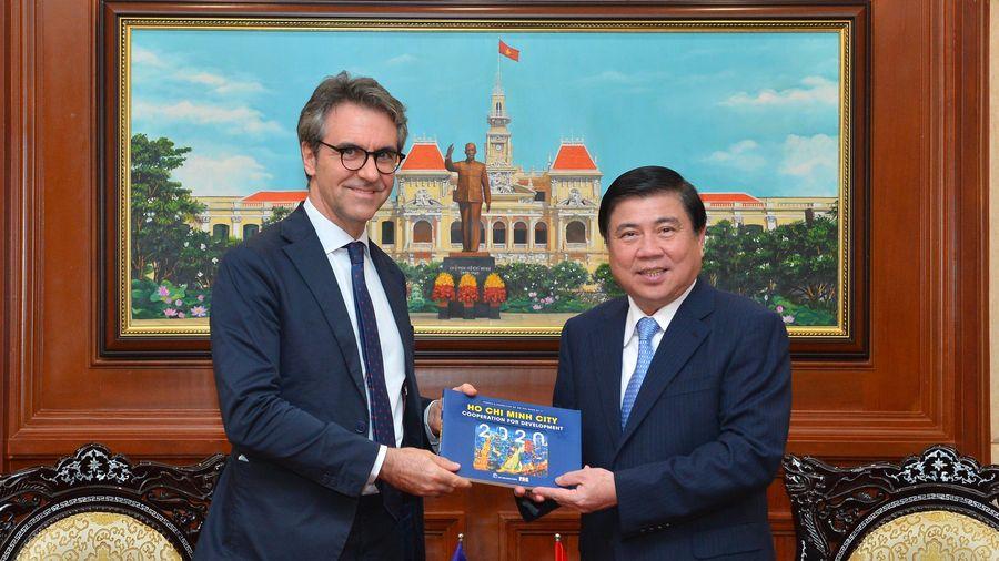 EU là một trong các đối tác quan trọng của TPHCM
