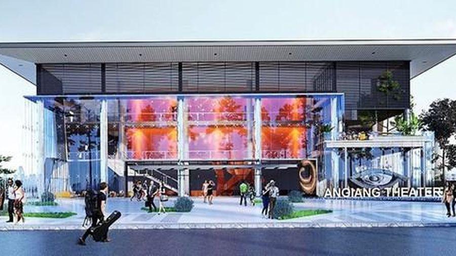 Khởi công nhà hát 215 tỷ đồng ở An Giang