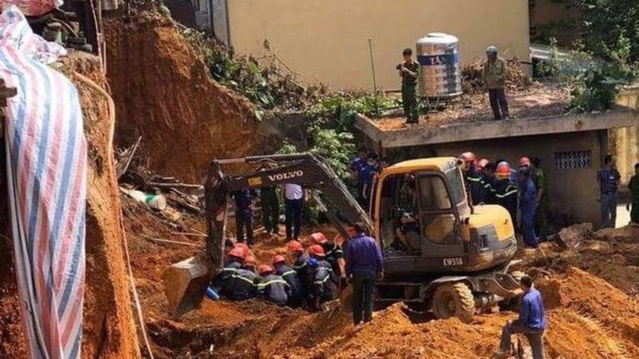 Khởi tố bị can vụ sập công trình khiến 4 người tử vong