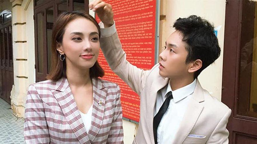 Miko Lan Trinh được người yêu ủng hộ vụ kiện với ông bầu cũ