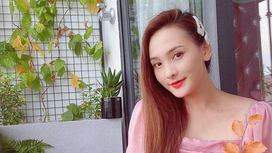 Diễn viên Bảo Thanh xác nhận mang thai lần 2