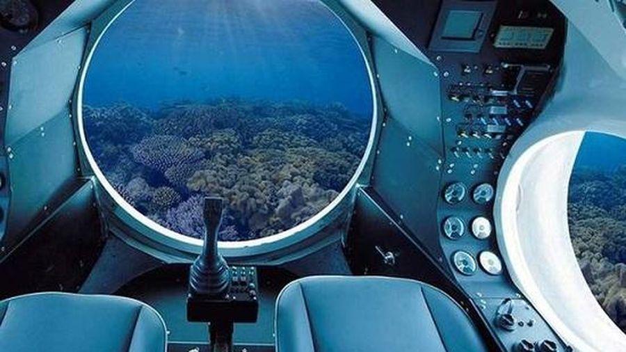 Lộ diện tàu ngầm 'nhỏ nhưng có võ' của hải quân Venezuela