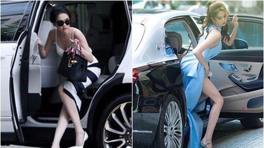 Bóc giá dàn xe hạng sang từng qua tay 'nữ hoàng nội y' Ngọc Trinh