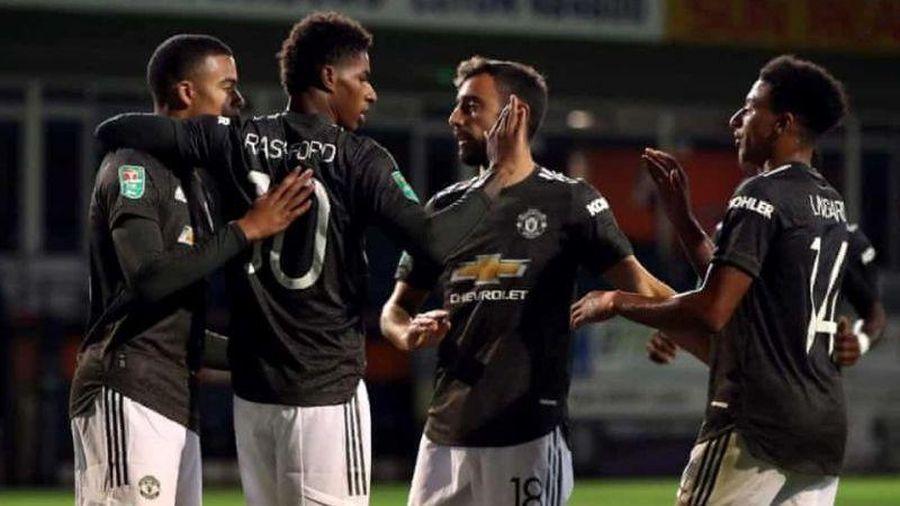 Luton Town 0-3 Man Utd: Đẳng cấp ngôi sao lên tiếng