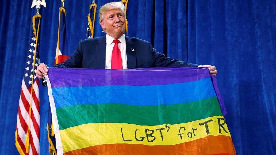 Khảo sát: Người đồng tính nam Mỹ thích ông Biden hơn ông Trump