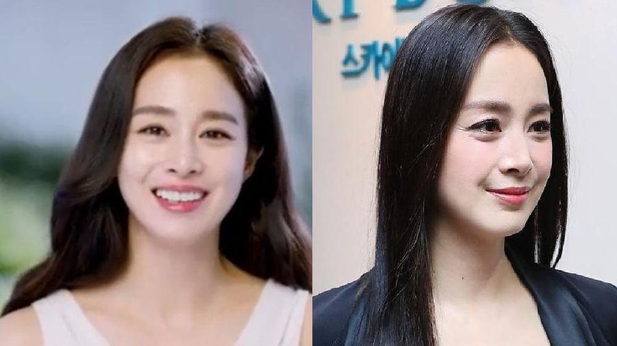Kim Tae Hee tái xuất với hình ảnh mới sau khi bị bóc trần nhan sắc già nua ở tuổi 40