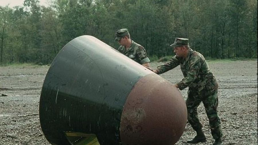 Bang Arkansas của Mỹ suýt bị thổi bay bởi một vụ nổ tên lửa
