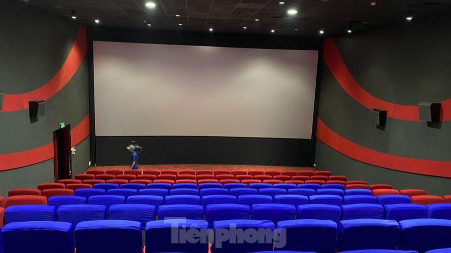 Trở lại sau đại dịch, Trung tâm Chiếu phim quốc gia nâng cấp công nghệ khủng