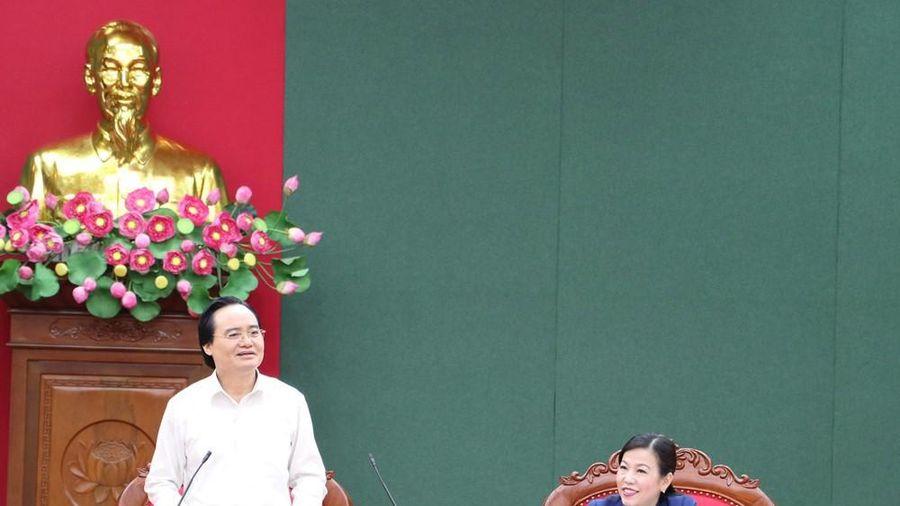 Đại học Thái Nguyên thực hiện nhiệm vụ chiến lược quốc gia