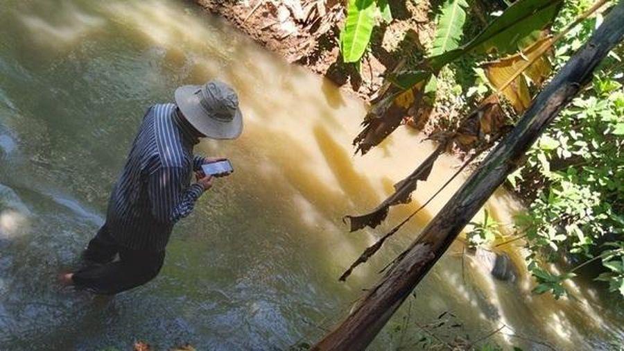 Tìm thấy thi thể người phụ nữ lọt cống mất tích ở Đồng Nai