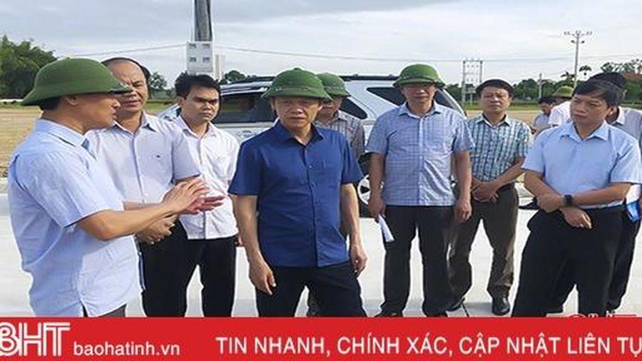Chậm giải ngân, Bộ GTVT sẽ thu hồi nguồn vốn giải phóng mặt bằng cao tốc Bắc - Nam