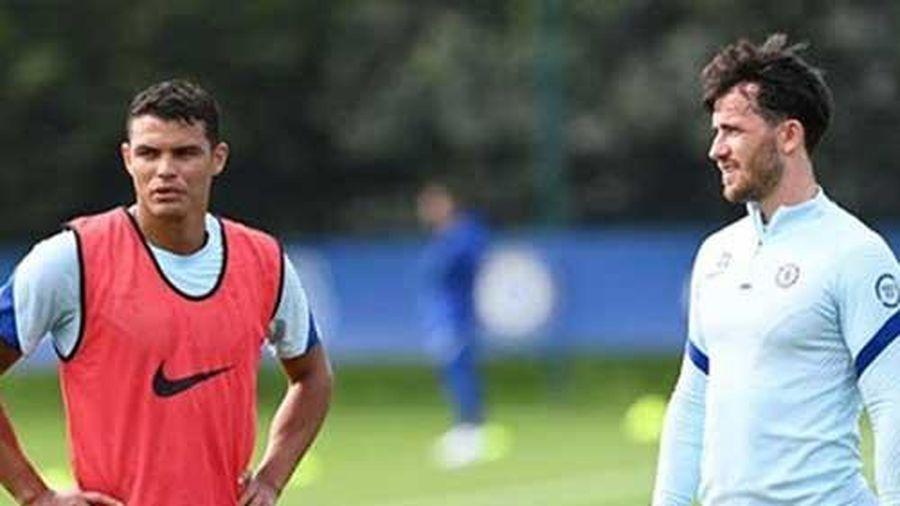 Thiago Silva và Chilwell sẽ ra mắt Chelsea vào đêm nay?