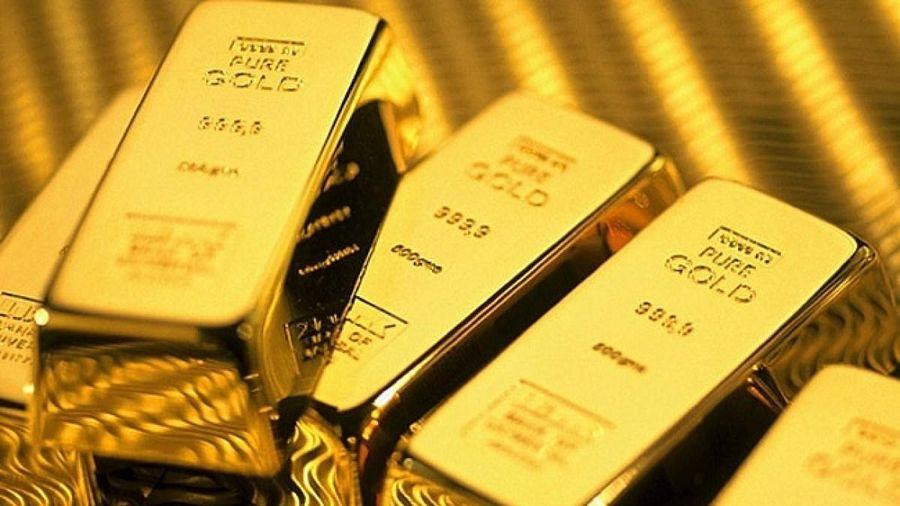 Giá vàng hôm nay (23/9) tiếp tục giảm sâu