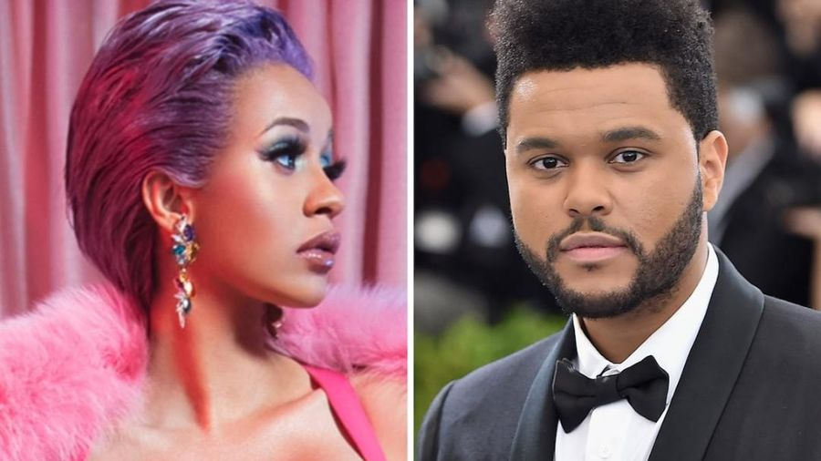 Cardi B và The Weeknd tỏa sáng với hàng loạt kỷ lục mới trên bảng xếp hạng tuần mới