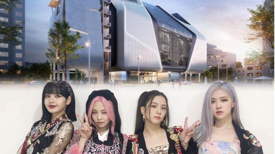 YG công bố tòa nhà công ty '5 sao' mới lớn nhất Kpop: Nhờ tiền Blackpink kiếm về!