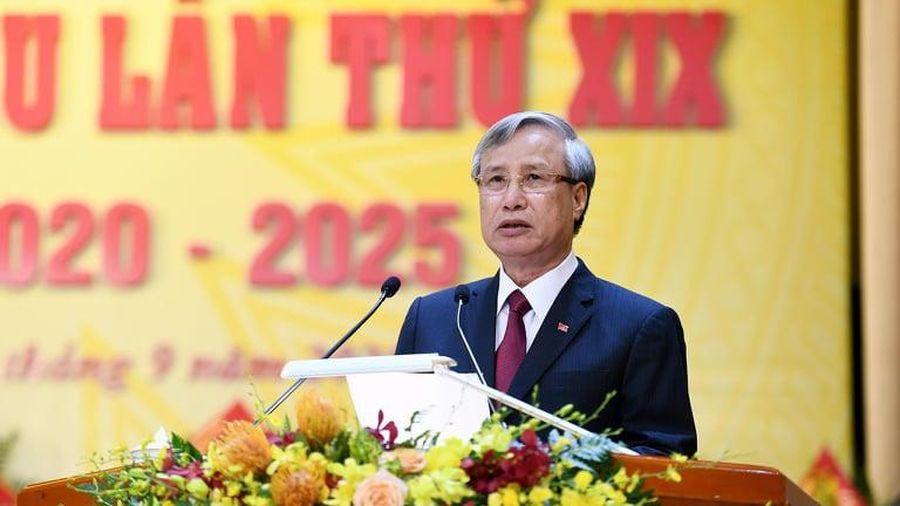 Bộ Chính trị tin tưởng Yên Bái sẽ thực hiện thành công Nghị quyết Đại hội Đảng bộ đề ra