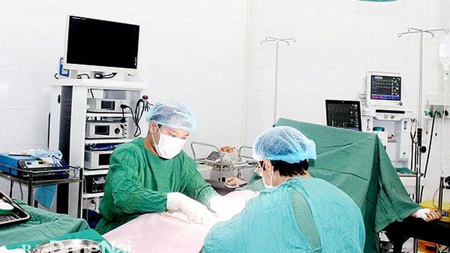 Trung tâm Y tế huyện Nhơn Trạch: Chú trọng phát triển ngoại khoa