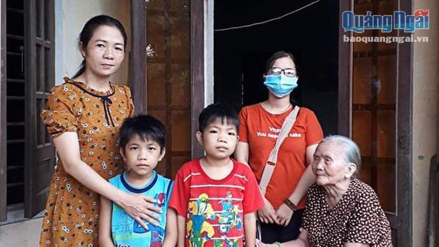 Hạnh phúc khi đồng hành với người nghèo