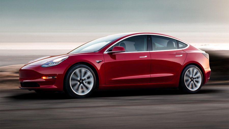 Tesla Model 3 thất bại trong thử nghiệm phanh khẩn cấp tại Trung Quốc