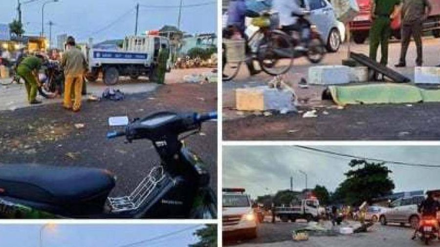 Công an Hà Nội truy tìm xe ô tô tông tử vong người đi xe máy rồi bỏ chạy