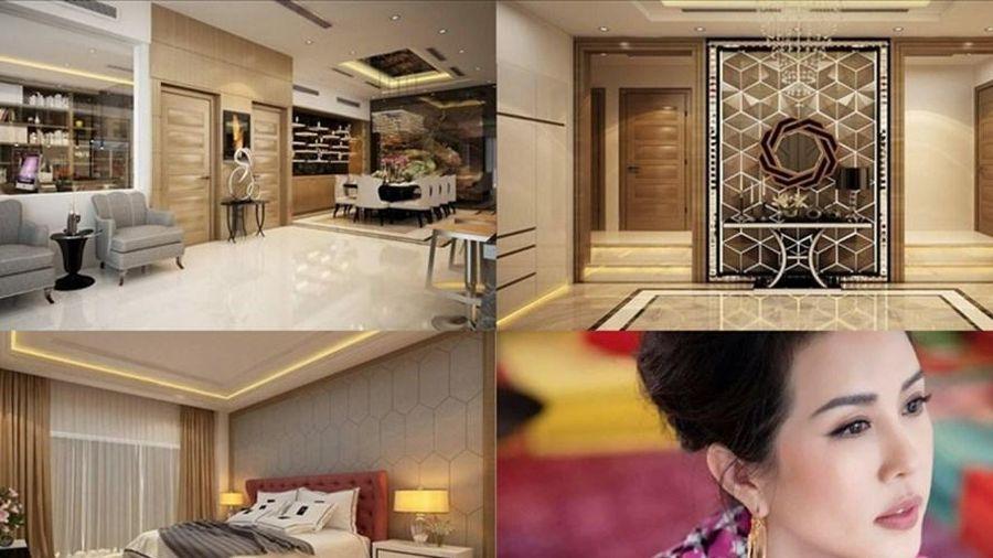 Biệt thự thiết kế theo phong cách Châu Âu của hoa hậu Thu Hoài